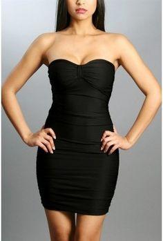 The 2013 Mini Black Dress