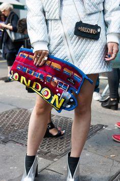 Неделя моды в Лондоне, весна-лето 2016: street style. Часть 1, Buro 24/7