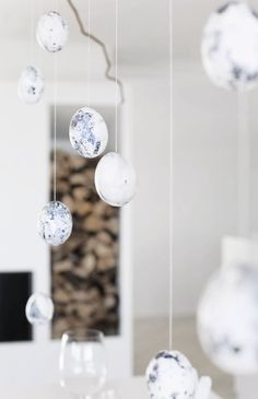 My big Easter DIY egg edit: marble egg tutorial