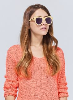 Catch Some Shade With Karen Walker Sunglasses | The Style Spy