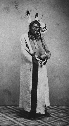 Ne-bah-qua-on (aka Big Dog) - Ojibwa – 1865