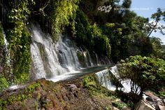 Cascadas de Don Juan, Ruta de Las Flores