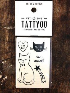 Tattyoo temporary tattoos