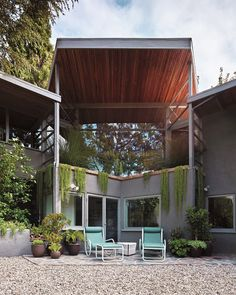Homes: Schindler House — Aestate