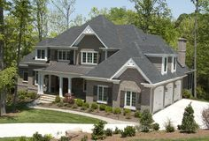 Brookhollow - Stephen Fuller, Inc. | Southern Living House Plans