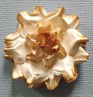 Live The Dream: Dahlia Style Flower http://jennie-livethedream.blogspot.co.uk/2012/04/dahlia-style-flower.html
