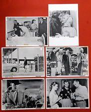 NIAGARA MARILYN MONROE 1950's JOSEPH COTTON HATHAWAY 6x RARE EXYU LOBBY CARDS