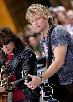 Jon Bon Jovi, Bon Jovi Concert, Bon Jovi Pictures, Best Music Artists, Interview, Letting Go Of Him, Today Show, Celebrity Hairstyles, Album
