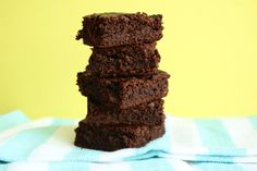 Healthy Low Calorie Brownies - The Diet Chef