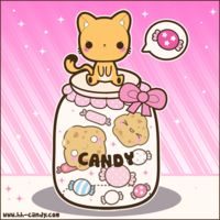 Caught on the Candy Jar!