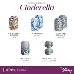 NEW Disney Collection by Jamberry! This volume is filled with nineteen different designs of lovable characters from the Lion King, as well as Pocahontas, Tinker Bell, and Cinderella! They are available now at Sbenjamin.jamberrynails.com