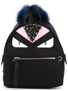 14060ef0db11 mini Bag Bugs backpack Fendi Mini Bag