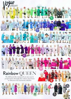 Bright Things: Rainbow Queen