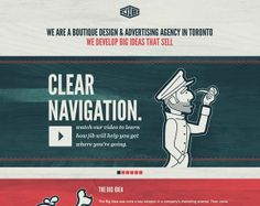 21 Fresh Examples of Websites Using HTML5