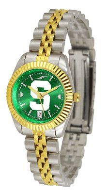 Michigan State University Spartans Executive Anochrome - Ladies - Women's College Watches by Sports Memorabilia. $153.47. Makes a Great Gift!. Michigan State University Spartans Executive Anochrome - Ladies