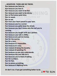 501521aabde0 15 Best Favorite Running Slogans images