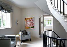 #interiordesign #decorideas #interiordesignprojects #covethouse #curateddesign #topinteriordesign #luxuryfurniture #bespoke #nataliaMiyar #nataliaMiyarprojects Luxury Furniture, Bespoke, Stairs, London, Interior Design, House, Home Decor, Taylormade, Stairways