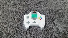 Dreamcast Controller  Hama/Perler mini bead by GamingCraftsByAddy