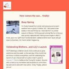 Read my latest newsletter!