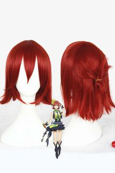 Macross Delta Cosplay Wig