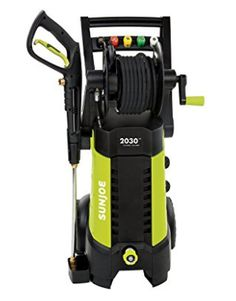 Sun Joe 2030 PSI Electric Pressure Washer with Hose lets you tackle the toughest home, outdoor and auto cleaning projects with ease. Packed with a powerful motor, this washer generates up to 2030 PSI of water pressure and GPM of water flow. Best Pressure Washer, Pressure Washers, Dallas, Car Washer, Hose Reel, Leaf Blower, Car Cleaning, Garden Hose, Places