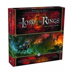 LORD OF THE RINGS LIVING CARD GAME LCG