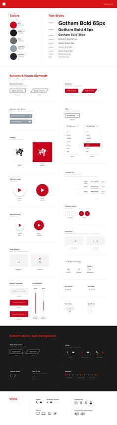 UI Elements by Hugo Mingoia Graphisches Design, App Ui Design, Design System, Interface Design, Branding Design, Corporate Design, User Interface, Graphic Design, Webdesign Inspiration