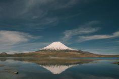 Volcan Parinacota |