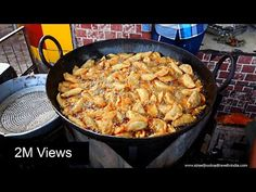 Indian Street Food Scene | Your Daily Nightmare. - YouTube