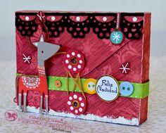 CHRISTMAS BOX SNAPDRAGON SNIPPETS DESIGNS