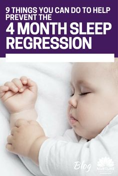 The 4 month sleep regression derails many babies, starting off a spiral of sleep deprivation. Read my blog to learn what is it about the 4 month wonder week that makes sleep come undone. I also offer some strategies for what can you do ahead of time to avoid the 4 month baby sleep regression.