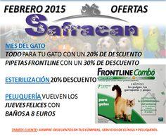 ¿has visto las ofertas para Safracan , clinica veterinaria en#yecla para tu gato este mes de febrero 2015?