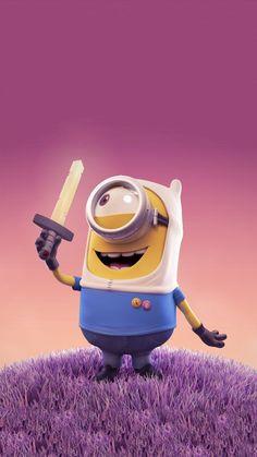 ¡Hola! ♥️  Bueno, en este pequeño rincón encontrarás una graaan varie… #detodo # De Todo # amreading # books # wattpad Minion Wallpaper Iphone, Cute Wallpaper Backgrounds, Funny Wallpapers, Disney Wallpaper, Cartoon Wallpaper, Humor Minion, Despicable Minions, Cute Minions, My Minion