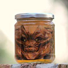 Alien Head in Jar Prank