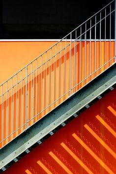 La #couleur #orange perçue par le #photographe Eric Forey