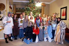 2nd Annual Christmas Vacation Party 2011