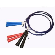 Ultra Speed Cable Rope - Lightning Fast for Double Unders