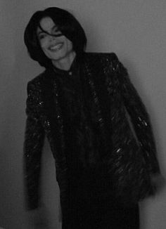 Michael Jackson, Ebony Shoot, 2007