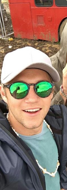 Niall on Snap Chat! #Glasto2016