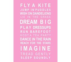 I would love this for Taylor's room