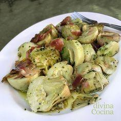 Potato Salad, Tapas, Good Food, Food And Drink, Menu, Favorite Recipes, Vegetables, Healthy, Ethnic Recipes