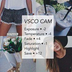 VSCO CAM --- Tropical Filter