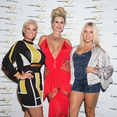 Celebrities attend the Ester Dee Swimwear Launch Party