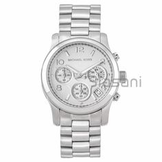 b66c2df38679 Michael Kors Original MK5076 Women s Runway Silver Stainless S Chronograph  Watch Michael Kors Watch