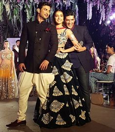 After Kangana Ranaut blew our mind on the first day, Shraddha Kapoor and Sushant Singh Rajput stole the show on day two of the Lakme Fashion Week Winter/Festive 2016. While Shraddha had strolled on the walk way last time around as well, it was Sushant's fashion week debut. In any case, he did appear somewhat …