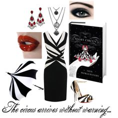 the night circus | The Night Circus - Polyvore