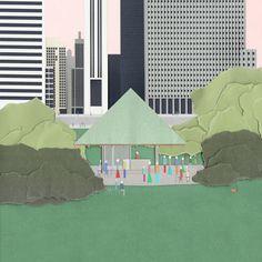 chicago kiosk - fala atelier