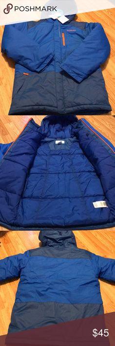 Boys Columbia Jacket NWTS SIZE L Columbia Jackets & Coats