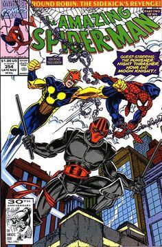The Amazing Spider-Man (Vol. 1) 354 (1991/11)