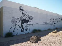 Downtown Murals and Wall Art | CuteDust
